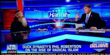 Phil Robertson, Fox News' New Expert On Islam, Jihad And Strategy