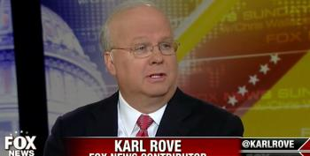 Karl Rove's Revisionist History On Iraq: Obama 'Squandered The Peace' That Bush Left Behind