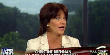 USA Today's Brennan Confronts Kurtz Over Kilmeade's 'Take The Stairs' Advice For Janay Rice