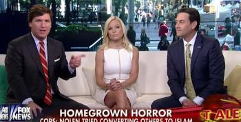Tucker Carlson: I'm Waiting For Obama To Deny OK Beheader Is A Muslim