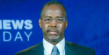 Fox Host Tells Ben Carson: Making You President Is Like A Lawmaker Trying Brain Surgery