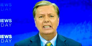 Lindsey Graham's Unhinged ISIS Rant: Obama Allowing 'Gates Of Hell To Spill Out Onto The World'