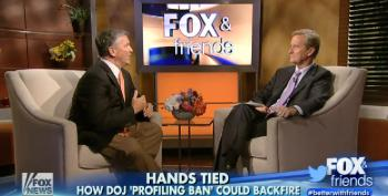 Fox News Appalled That Eric Holder Wants To End Religious Profiling Because Freedom!