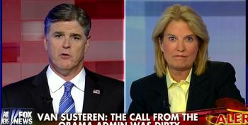 Fox's Latest Conspiracy Theory: White House Asked Them To Stop Lying About Benghazi