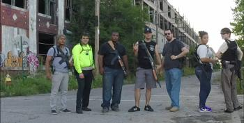 Mixed-Race Open Carry Group Strolls Through Detroit. Guess Who Gets Arrested?