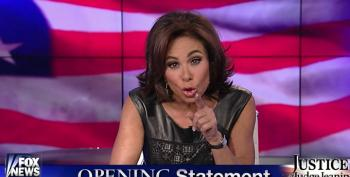 Fox's Pirro Goes On Bloodthirsty Fearmongering Rant, Calls ISIS Greatest Threat In U.S. History