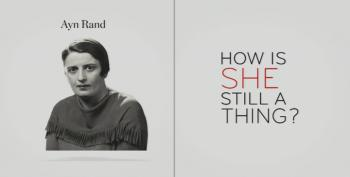 Last Week Tonight Asks, How Is Ayn Rand Still A Thing?