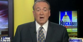 Huckabee: 'Trying To Contain Radical Islamo-Facists' As Irrational As Singing Lullabies To A Malignancy