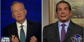 Bill O'Reilly's Plan For Mercenary Force To Defeat ISIS Too Crazy For Charles Krauthammer
