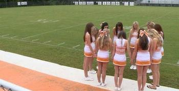 TN Cheerleaders Ignore The Law To Lead Prayer Over PA System At Football Game