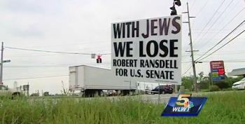 Kentucky Write-In Senate Candidate Running On Slogan: 'With Jews We Lose'