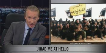Maher Rips 'The Ghost And Mr. Chicken' McCain And Graham For Fearmongering Over ISIS