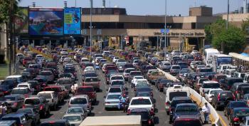 Antigovernment Group Tries To Organize Mass Shutdown Of Ports Of Entry On U.S.-Mexico Border