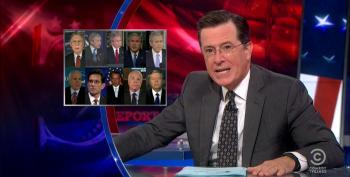 Colbert Goes After Obama For Stealing Idea To Delay Immigration Reform From Republicans