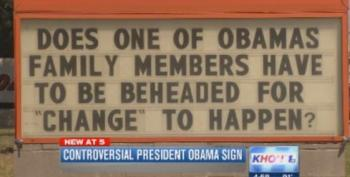 Texas Gun Store Insults Our President In The Worst Possible Way