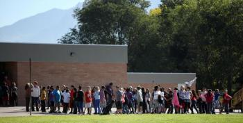 Teacher Who's A Responsible Gun Owner Accidentally Shoots The Toilet In School Restroom