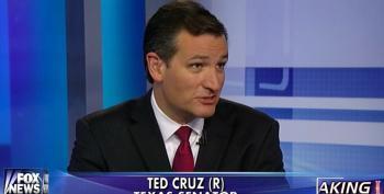 Cruz Gripes That President Obama Is Fundamentally Unserious
