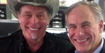 Big Texas Political Endorser Goes Really Big