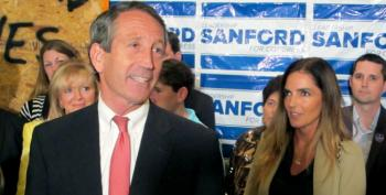 GOPer Sanford Turns To Facebook To Break-Up With Former Mistress-Turned-Fiancée