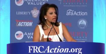 Wingnut Brigitte Gabriel Claims Hundreds Of Millions Of Muslims Aspire To Be Suicide Bombers