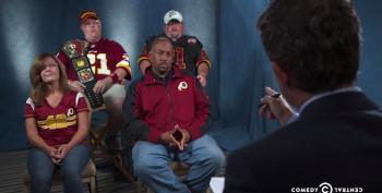 The Daily Show Airs Controversial Segment On Redskins -- That Wasn't