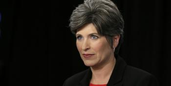 Oops! Joni Ernst 'Forgot' To Disclose Income Property On Financial Reports