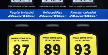 High Gas Prices: Blame Obama. Lower Prices? Don't Thank Him