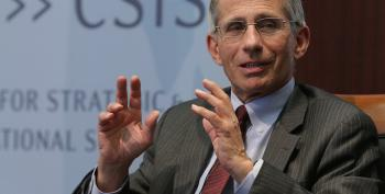 Anthony Fauchi: Politicizing Ebola 'Distraction At Best And Very Annoying At Worst'