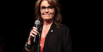 Sarah Palin's PAC Mostly Spends Its Money On Sarah Palin