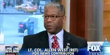 So Allen West Wants To Shut Down 'Dens Of Sedition'?