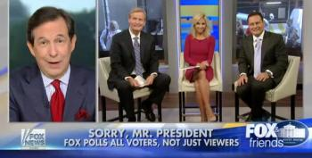 Chris Wallace Tells Fox And Friends Crew To Stop Being Crybabies