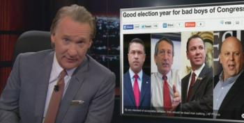 Maher: Who Do You Have To Blow To Get Thrown Out Of Congress?