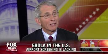 Director Of NIH: 'Illegal Immigrants' Using Ebola For Bioterrorism Is 'Far-Fetched'