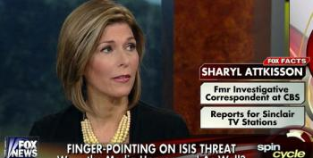 Attkisson Cries On Fox News' Shoulder About The Non-Story CBS Killed
