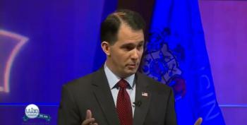 Scott Walker: We Don't Have A Jobs Problem, We Have A Work Problem
