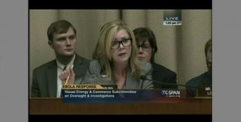 Rep. Marsha Blackburn Confuses U.S. Borders With Three African Nation's Borders During Ebola Hearing