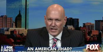 Fox News' Insane Psychiatrist Calls For 'American Jihad'