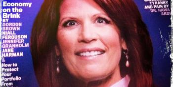 Michelle Bachmann Gets Security Detail After ISIL Threat