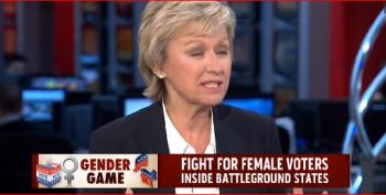Irrelevant Tina Brown Claims Women Feel Unsafe With Obama