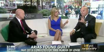 Fox Asks If Jodi Arias Is 'Too Pretty' For The Death Penalty