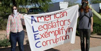 ALEC CEO Lisa Nelson Doesn't Know ALEC's Climate Change Position