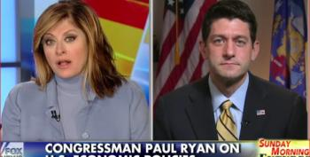 Representative Granny-Starver, Paul Ryan Wants More Useless GOP 'Plans'