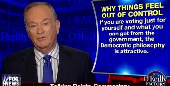 Bill O'Reilly Attacks President Obama As An Ideologue For Not Enacting Ill-Advised Travel Ban