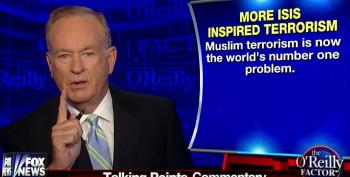 Bill O'Reilly Calls Muslim Terrorism The 'World's Number One Problem'