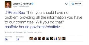 Teabagging Mormon Jason Chaffetz Demands Details Of Secret Service Sex Scandal