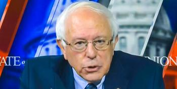 Bernie Sanders Reminds Candy Crowley: ISIS Only Exists Because The 'Disastrous' Bush-Cheney Blunder