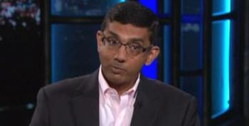 Dinesh D'Souza Compares Ebola To Obama's Father
