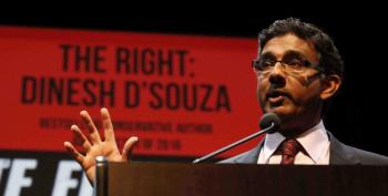 Dinesh D'Souza Not Special, Must Begin His Sentence Immediately
