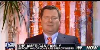 Erick Erickson Blames Fat Lesbians For Cuts In Fed Funding Of Ebola