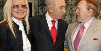 Pushing Back Against Sheldon Adelson's Flood Of Slime